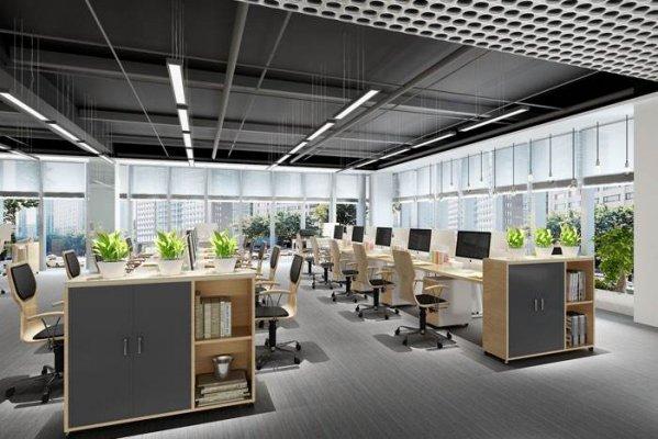 成都办公室装修消防如何设计?