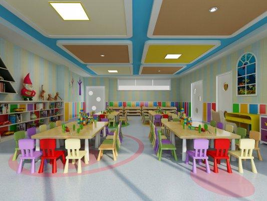 幼儿园装修地面用什么材料合适?
