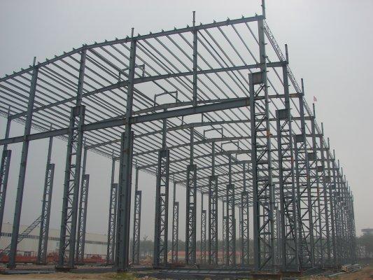 农村自建毛坯钢结构厂房装修需要多少钱