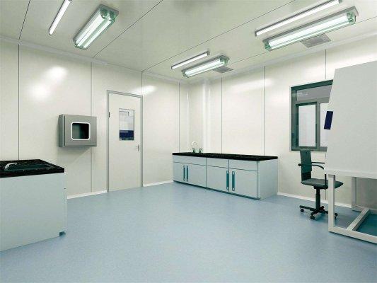 厂房净化实验室怎样装修才能避免污染?
