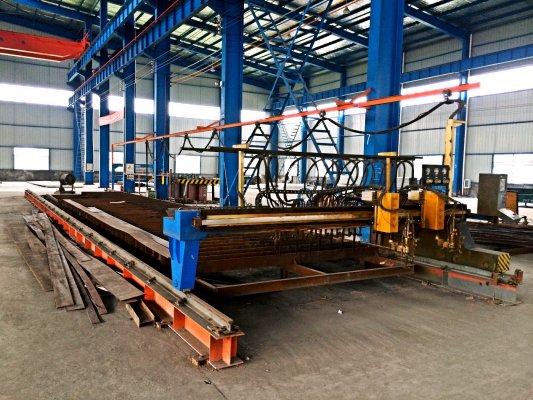厂房装修如何提高钢结构安装时的精准度