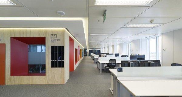 厂房里怎么搭建办公区域?厂房办公室装