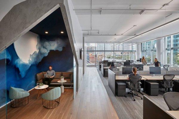 办公室简单装修哪些风格比较省钱?