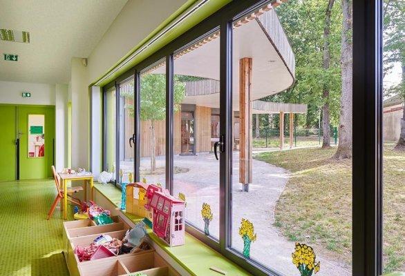 幼儿园装修完满5个月了能上学吗?
